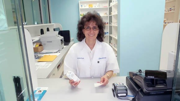 Najwa Kassem - Westgate Family Pharmacy