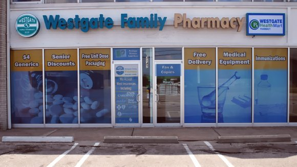 Westgate Family Pharmacy - Toledo, Ohio
